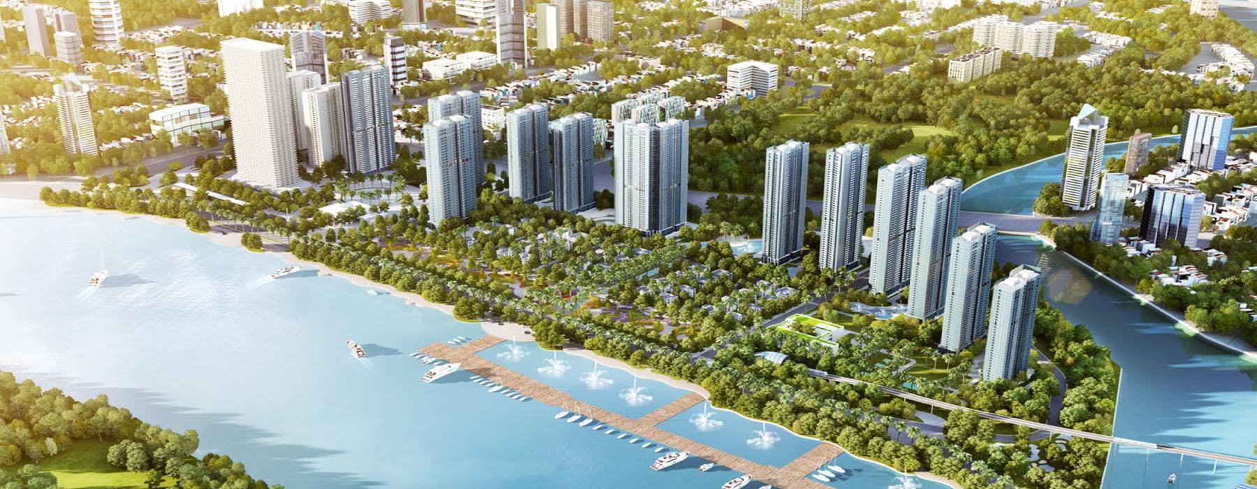 Dự án cao cấp Vinhomes Golden River Ba Son ưu điểm tiện ích