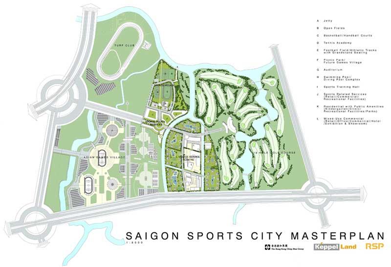 khu phuc hop saigon sports city