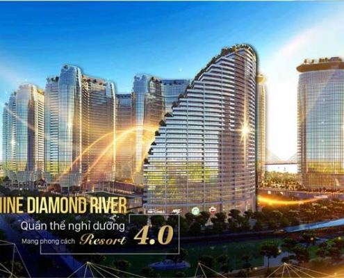 phoi canh sunshine diamond river